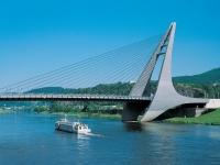 Mariánský bridge in Ústí nad Labem