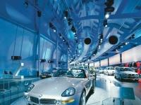 Exhibition pavilion BMW