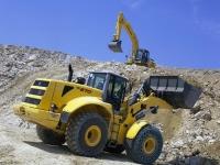Výroba stavebních strojů