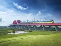 Železniční most Zwolle, Nizozemí
