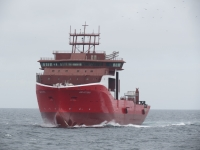 Loď ABB Victoria