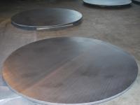 Disk s ochranným povlakem ASME SA -516 Gr. 70