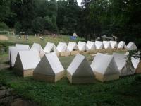 Letní tábor s olympijskou medailí
