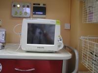 Monitorovací přístroj pro Fakultní nemocnici Ostra