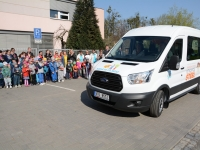 New vehicle for the transport of children